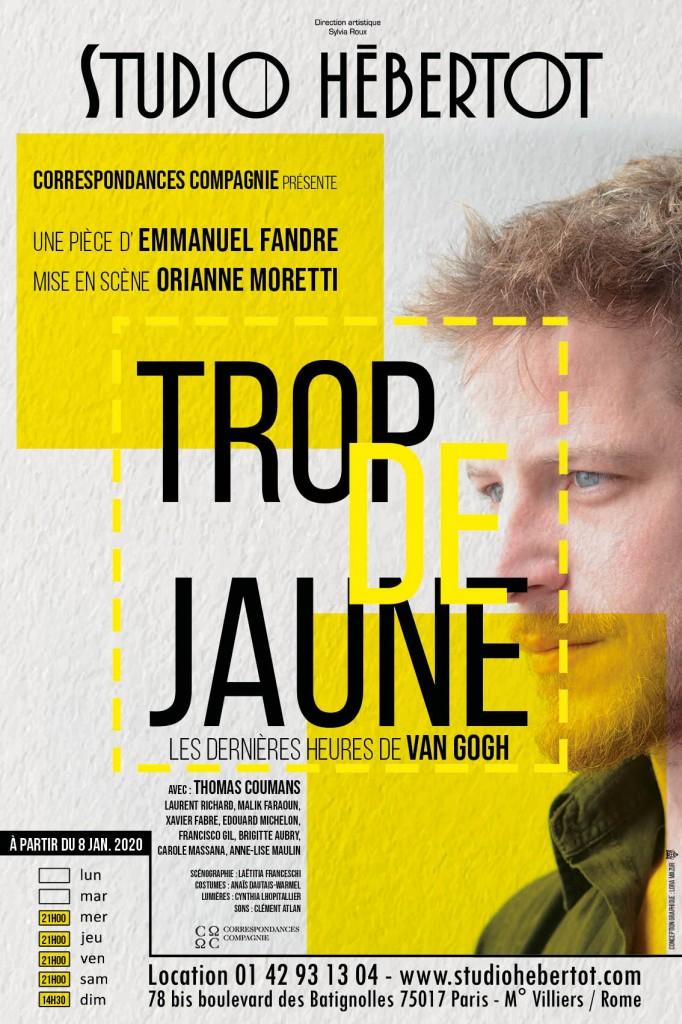 TROP DE JAUNE