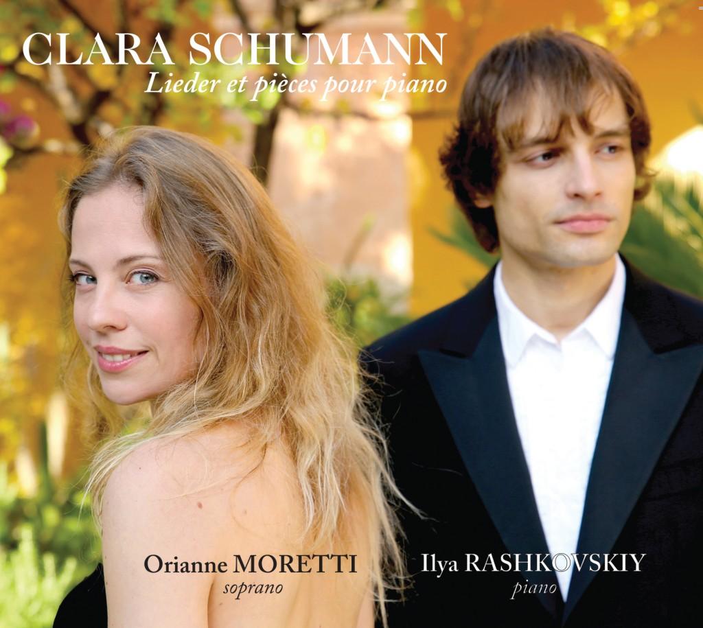 Clara Schumann - lieder et pièces pour piano