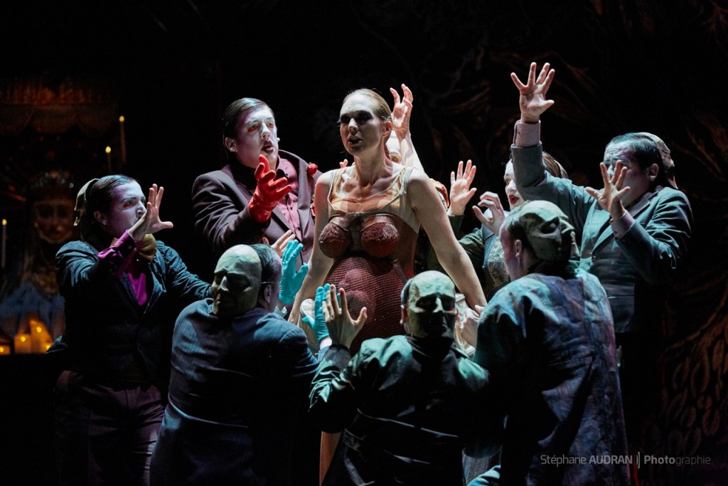 AMOK. Opéra de Reims. 2016.